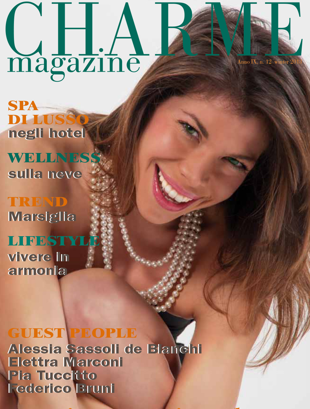 Charme magazine