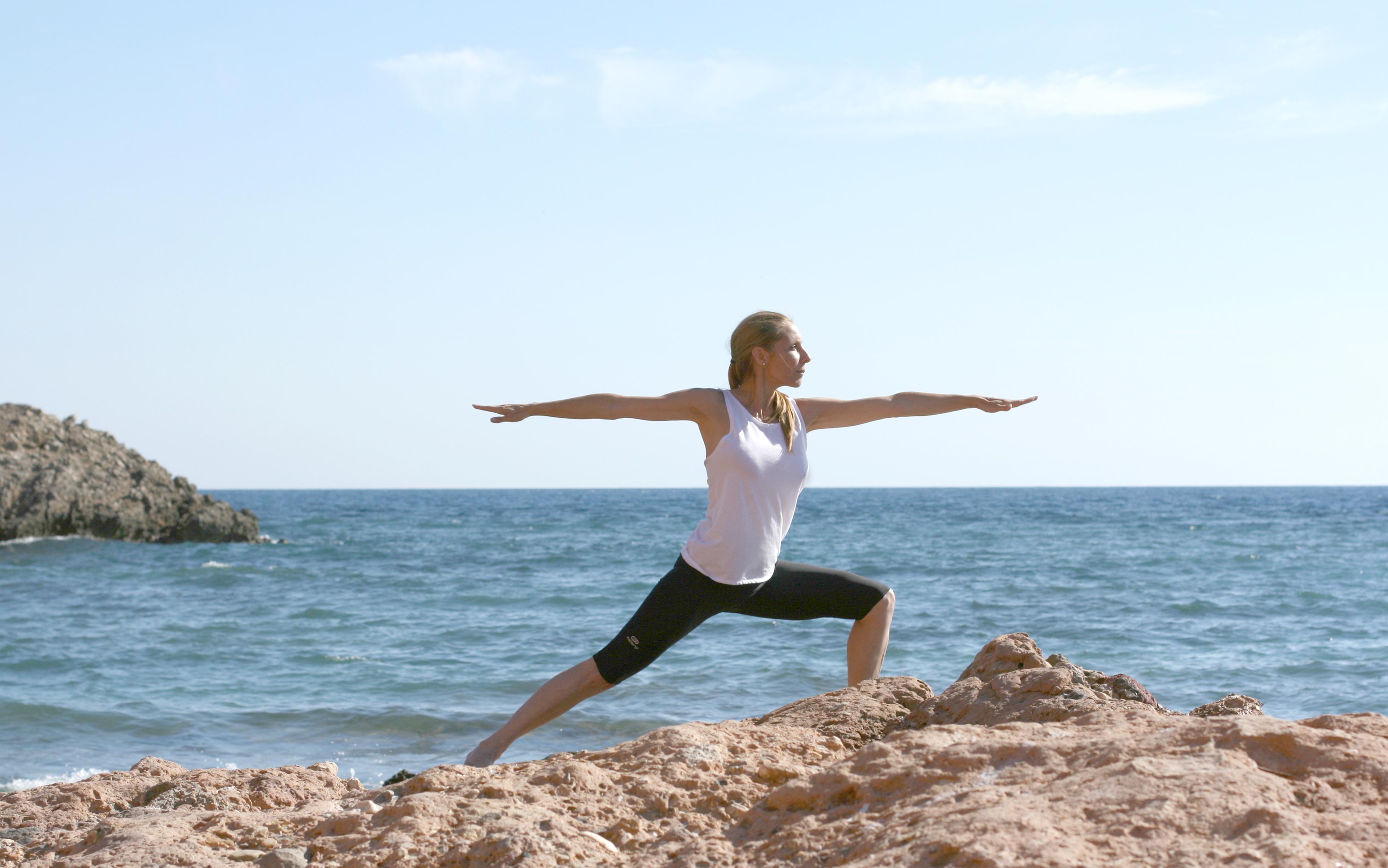 Yoga à Ibiza
