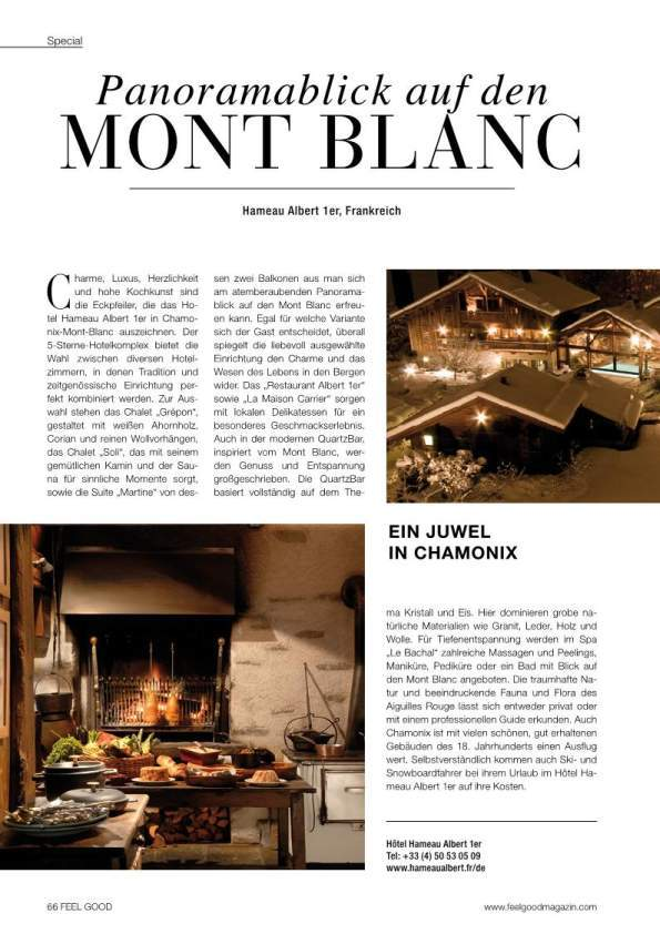 Hôtel Chamonix