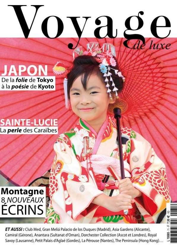 Voyage de luxe Japon